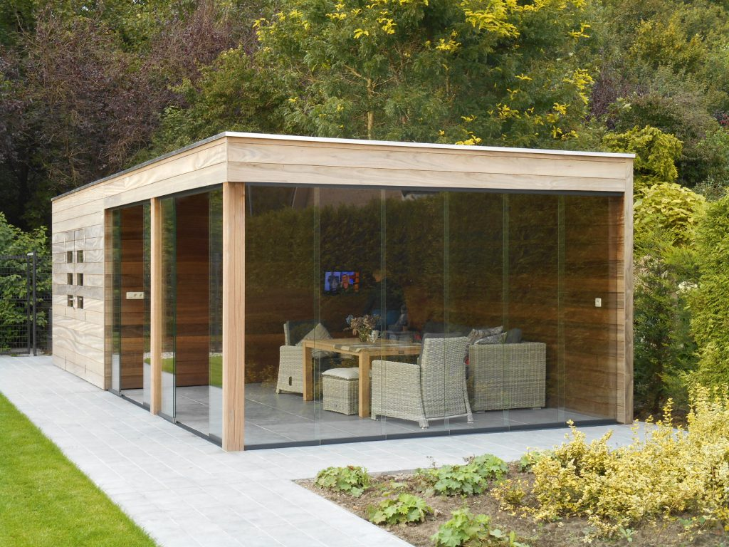 Tuinhuizen Modern Vetrabo Gardendream